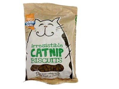 Catnip biscuits