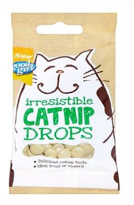 Catnip drops
