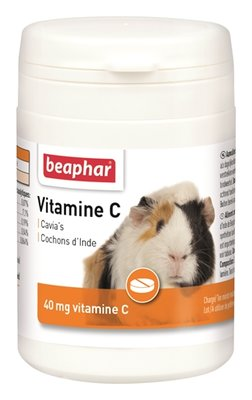 Beaphar vitamine c voor cavia