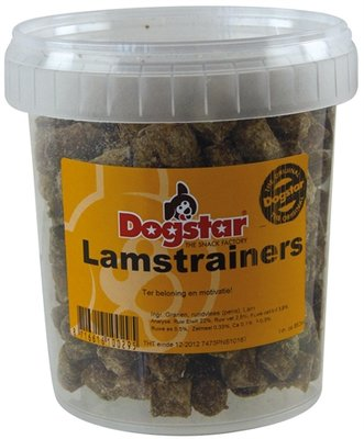 Dogstar lamtrainers