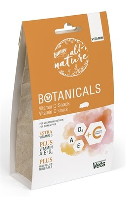 Bunny nature botanicals vitamin vitamine-c snack