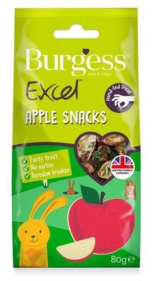 Burgess excel snacks appel
