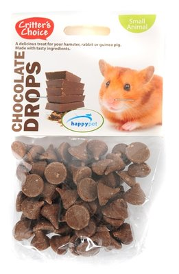 ! critter's choice chocolate snack knaagdier
