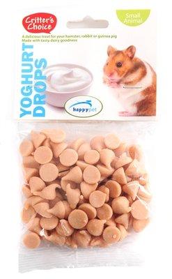 Critter's choice yoghurt drops