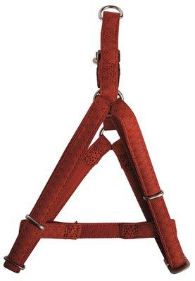 Macleather tuig rood