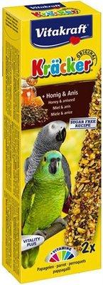 Vitakraft papegaai kracker honing