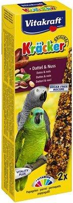 Vitakraft papegaai kracker fruit/noot