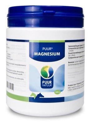 Puur natuur magnesium voor paard en pony