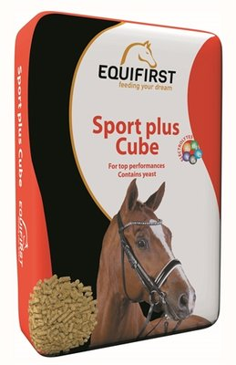 Equifirst sport plus cube