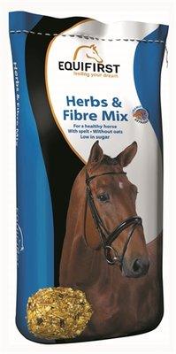 Equifirst herbs & fibre mix