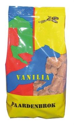 Vanilia paardenklontjes