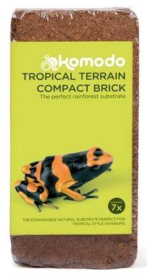 Komodo trop terrain compact blok standaard