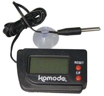 Komodo thermometer digitaal
