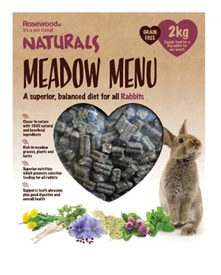 Rosewood naturals meadow menu rabbit