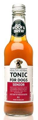 Woof&brew senior herbal tonic