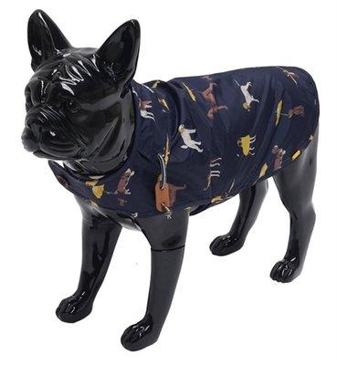 Joules hondenjas regenjas navy
