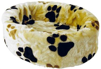 Petcomfort hondenmand bont beige grote poot