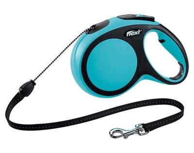Flexi rollijn new comfort cord blauw