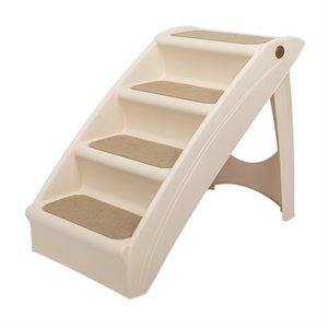 Petsafe cozyup trap opklapbaar beige